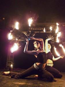 Danse de feu ~ Ecurie Genève