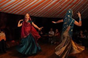 Danse traditionnelle du Rajasthan